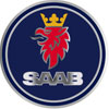 Saab Automobile AB logo, a Swedish passenger car manufacturer that ceased operations in 2013